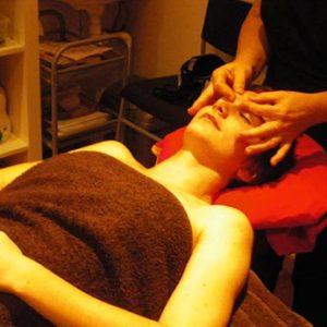 massage bien-être et réflexologie faciale