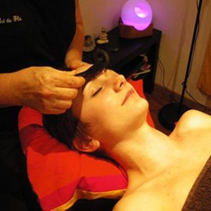Massage 3 zones réflexes