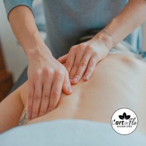 Massage Oxygène